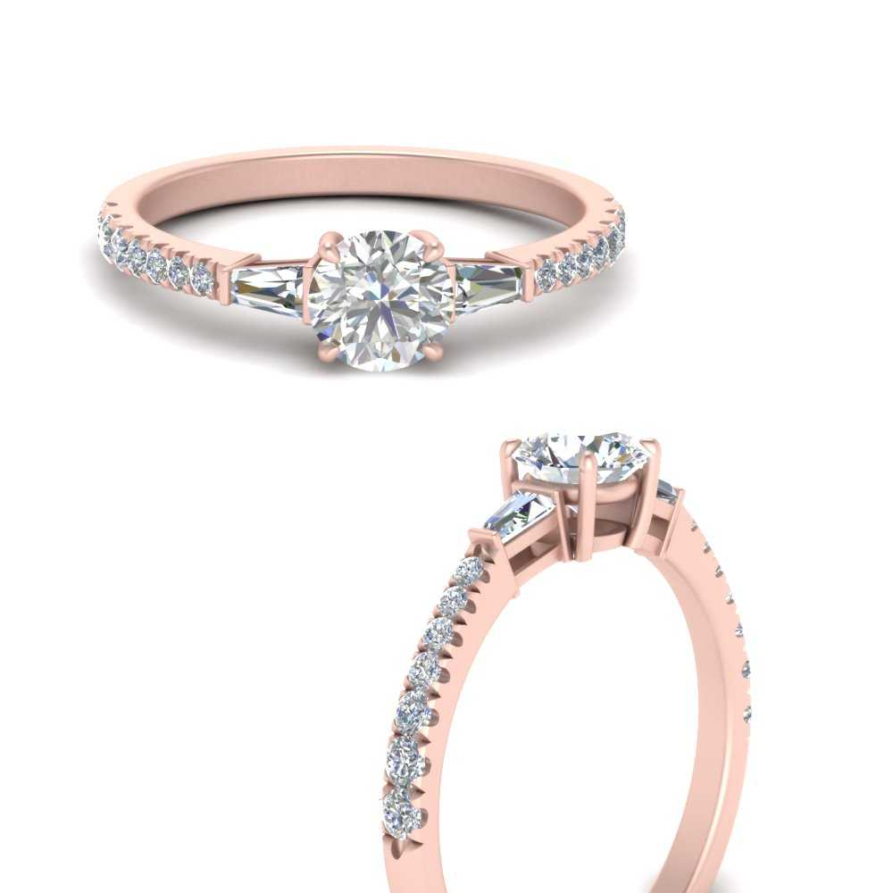 delicate-antique-pave-lab diamond-engagement-ring-in-FDENR1801RORANGLE3-NL-RG