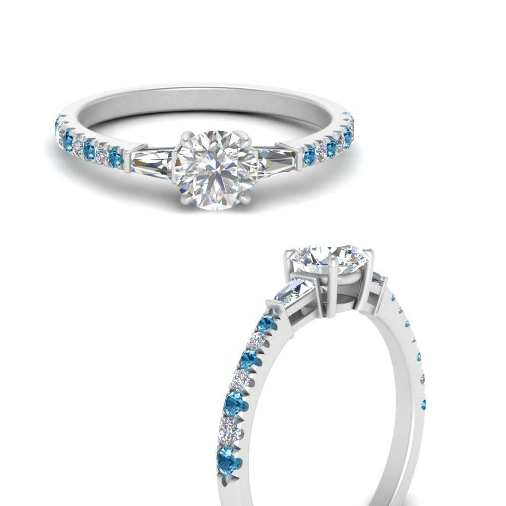 delicate-antique-pave-diamond-engagement-ring-with-blue-topaz-in-FDENR1801RORGICBLTOANGLE3-NL-WG