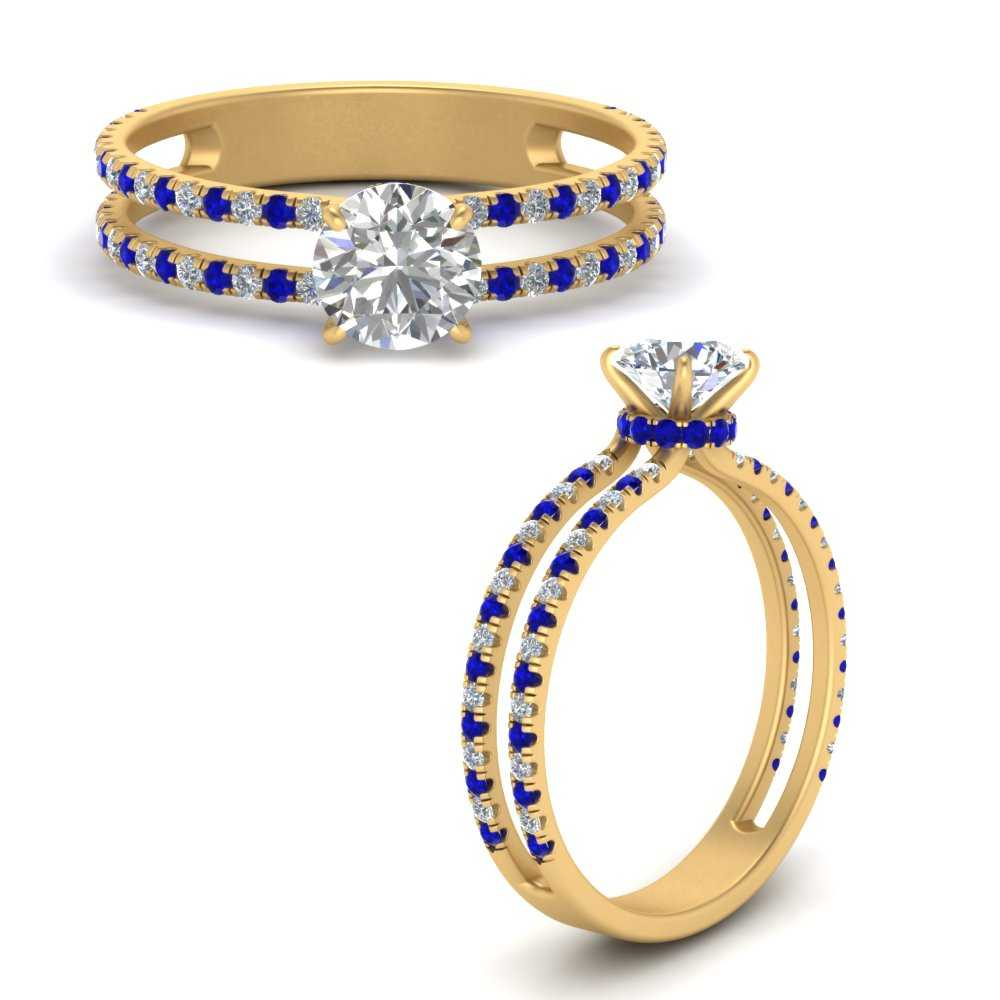 double-row-hidden-halo-round-cut-diamond-engagement-ring-with-sapphire-in-FD67818RORGSABLANGLE3-NL-YG.jpg