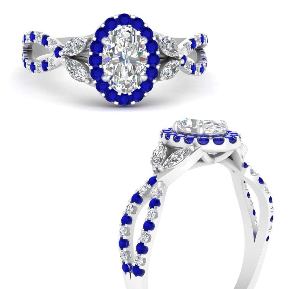 floral-halo-twisted-oval-shaped-lab diamond-engagement-ring-with-sapphire-in-FDENS3303OVRGSABLANGLE3-NL-WG