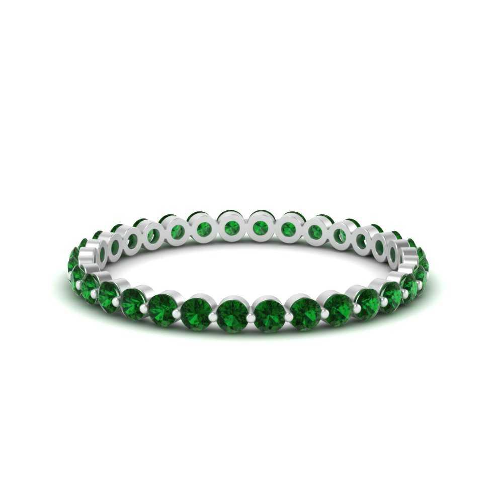 half-carat-single-prong-emerald-wedding-ring-in-FDEWB9477(0.50ct)GEMGR-NL-WG-GS