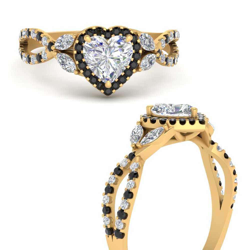 heart-black-diamond-halo-split-engagement-ring-in-FD1042HTRGBLACKANGLE3-NL-YG