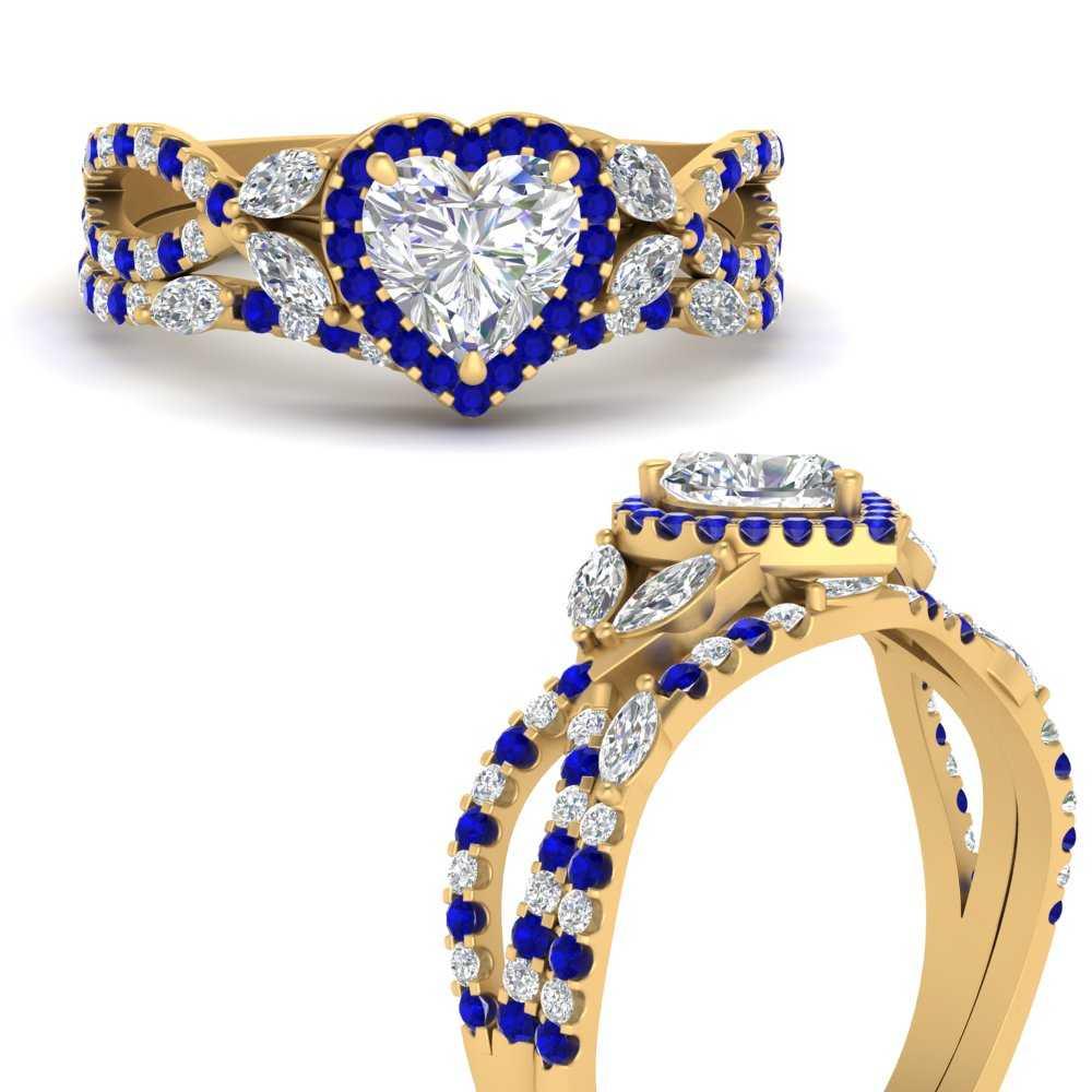 heart-halo-sapphire-bridal-ring-set-in-FD1042HTGSABLANGLE3-NL-YG