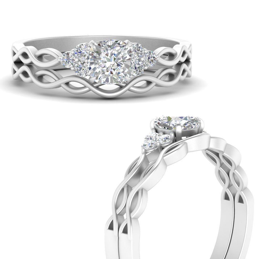 infinity-accented-cushion-diamond-wedding-rings-in-FD67847CUANGLE3-NL-WG