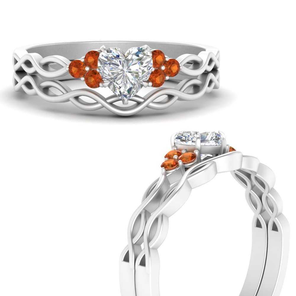 infinity-accented-heart-orange-sapphire-wedding-rings-in-FD67847HTGSAORANGLE3-NL-WG