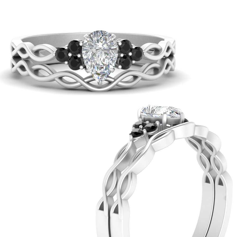 infinity-accented-pear-black-diamond-wedding-rings-in-FD67847PEGBLACKANGLE3-NL-WG.jpg