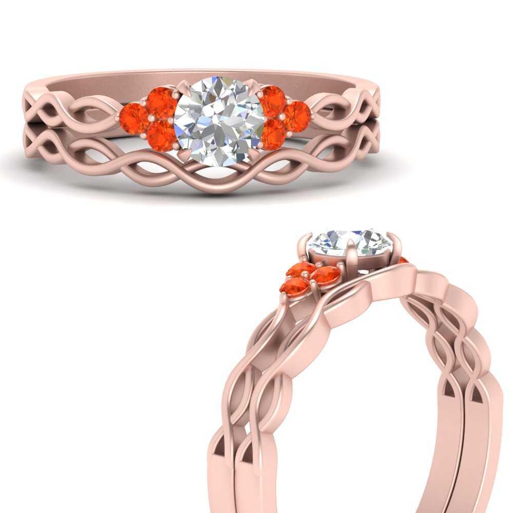infinity-accented-round-orange-topaz-wedding-rings-in-FD67847ROGPOTOANGLE3-NL-RG