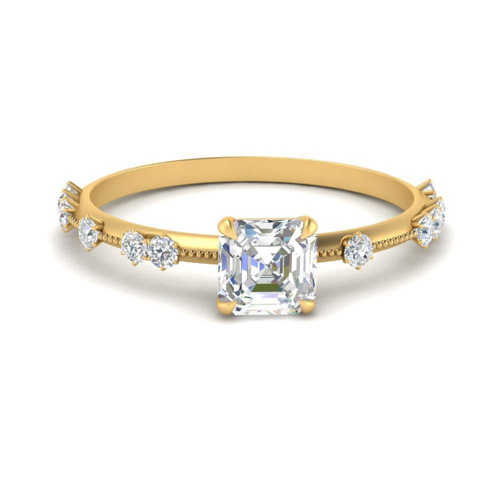 offbeat-vintage-thin-asscher-cut-diamond-engagement-ring-in-FDENS1571ASR-NL-YG