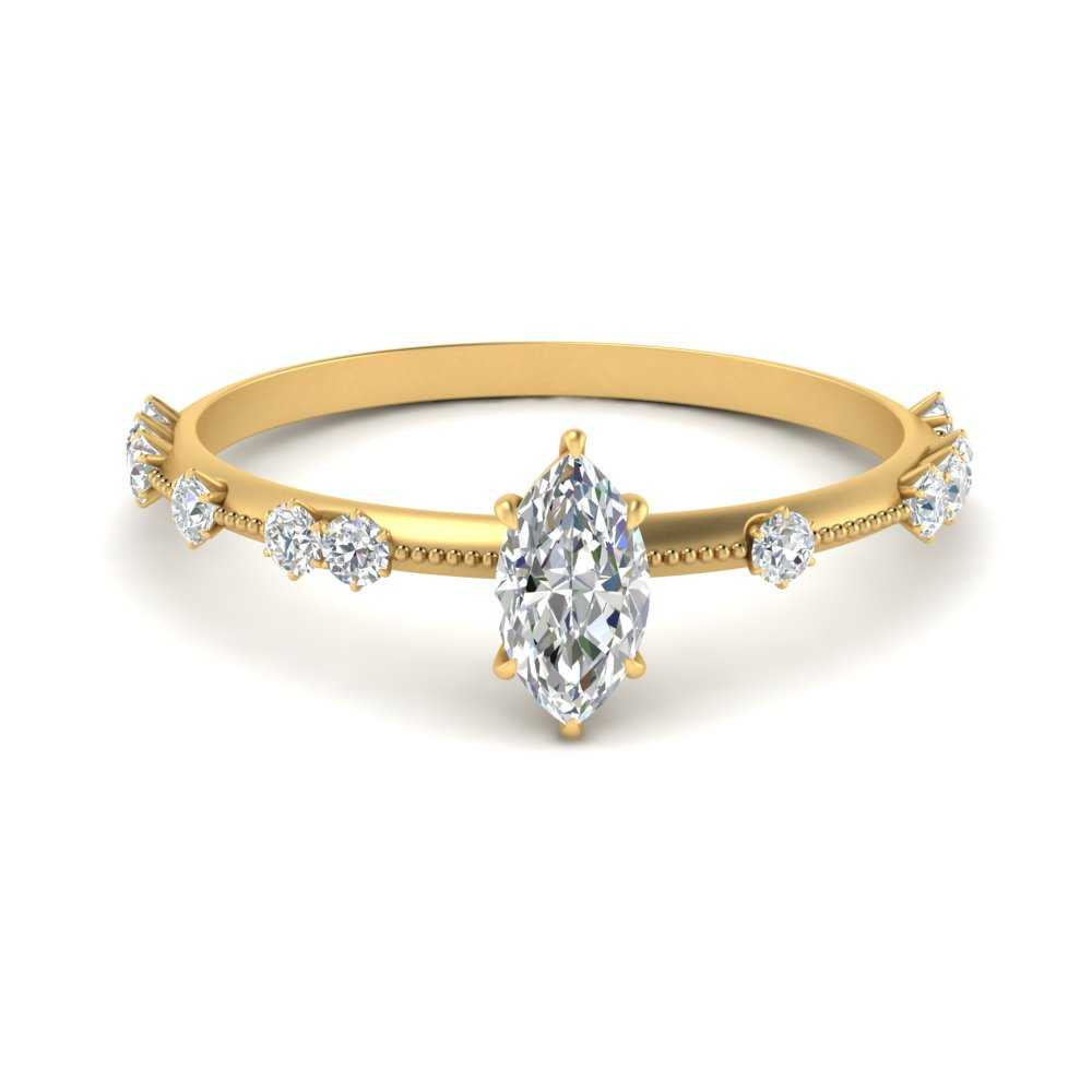 offbeat-vintage-thin-marquise-cut-diamond-engagement-ring-in-FDENS1571MQR-NL-YG
