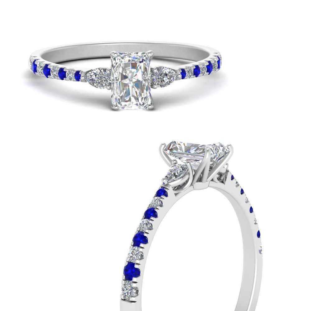 pear-3-stone-cathedral-radiant-cut-diamond-engagement-ring-with-sapphire-in-FDENR263RARGSABLANGLE3-NL-WG