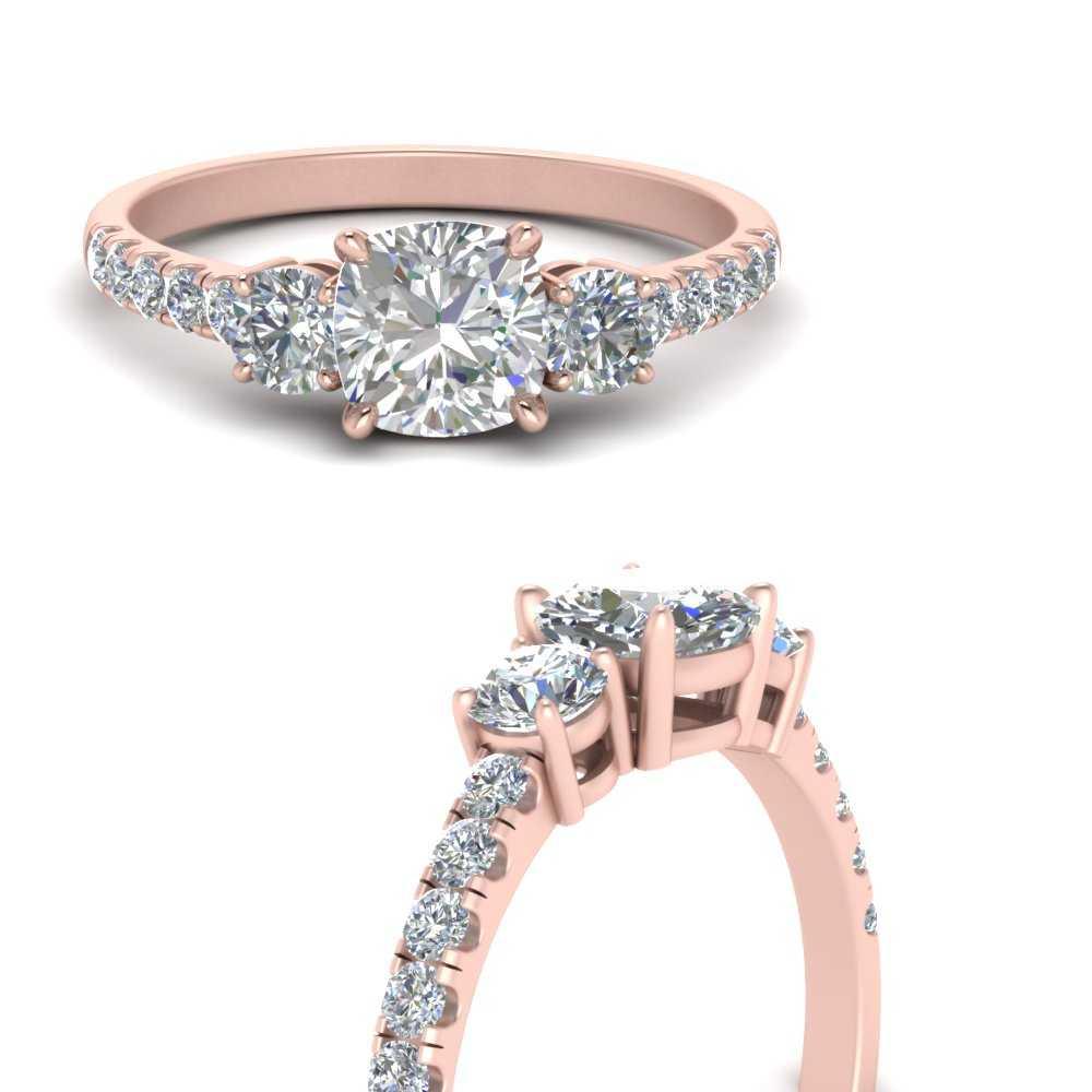 petite-micropave-cushion-cut-three-stone-diamond-engagement-ring-in-FD9383CURANGLE3-NL-RG