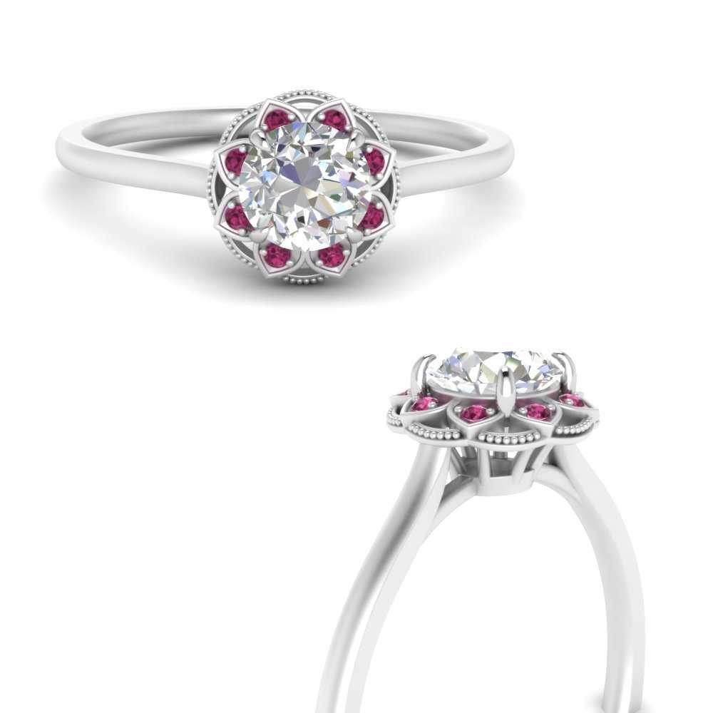 round-art-deco-pink-sapphire-halo-engagement-ring-in-FDENR9317RORGSADRPIANGLE3-NL-WG