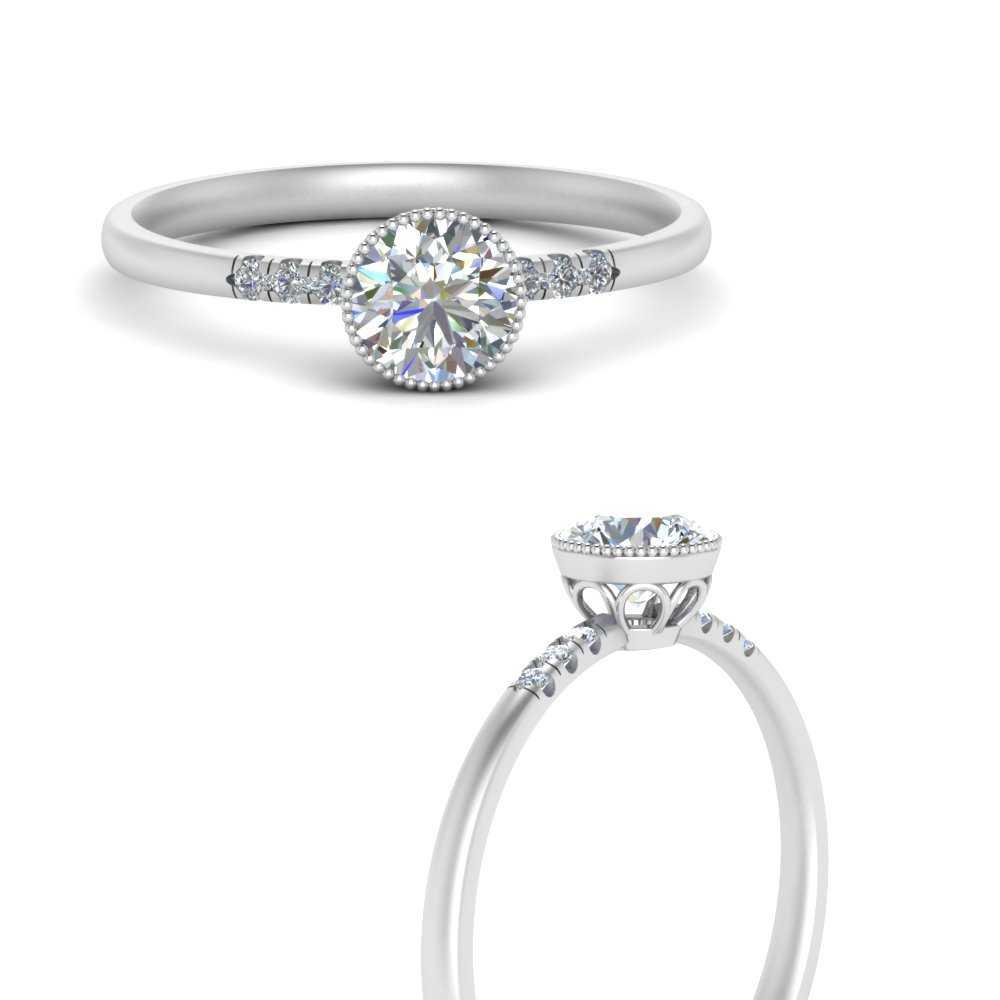 round-diamond-bezel-thin-antique-engagement-ring-in-FD121996RORANGLE3-NL-WG