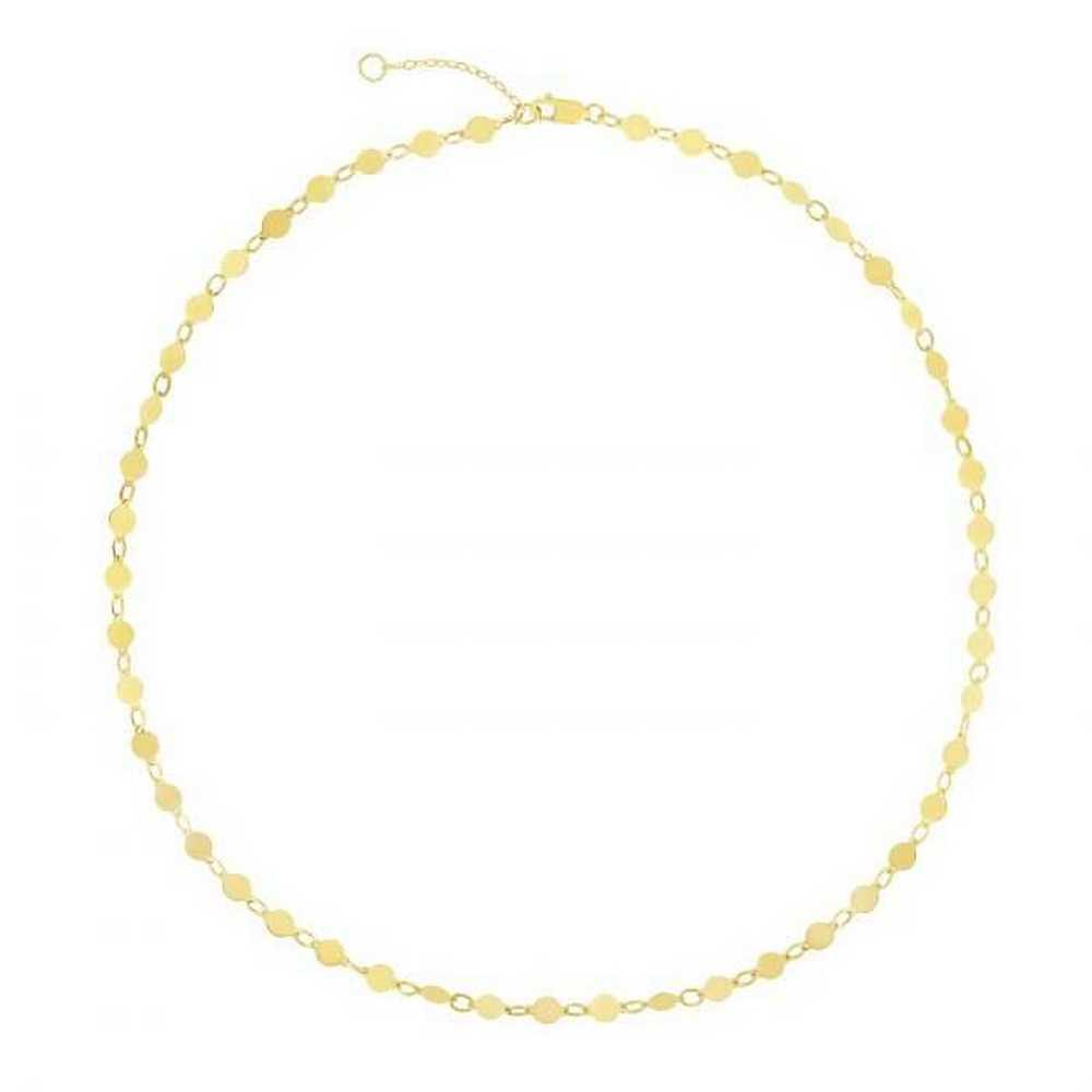 tiny-disc-yellow-gold-chain-FDRC8242-NL-YG