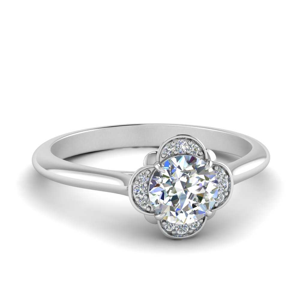simple-vintage-halo-engagement-ring-in-FD123794ROR-NL-WG