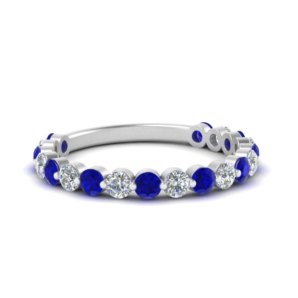 single-common-prong-diamond-wedding-band-with-sapphire-in-FD121390GSABL-NL-WG