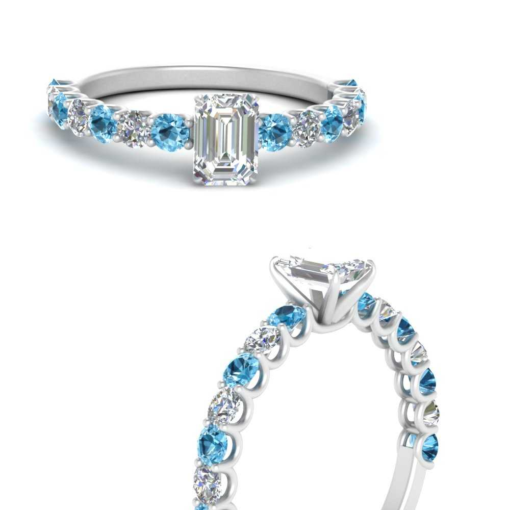 u-prong-emerald-cut-diamond-engagement-ring-with-blue-topaz-in-FDENR1718EMRGICBLTOANGLE3-NL-WG