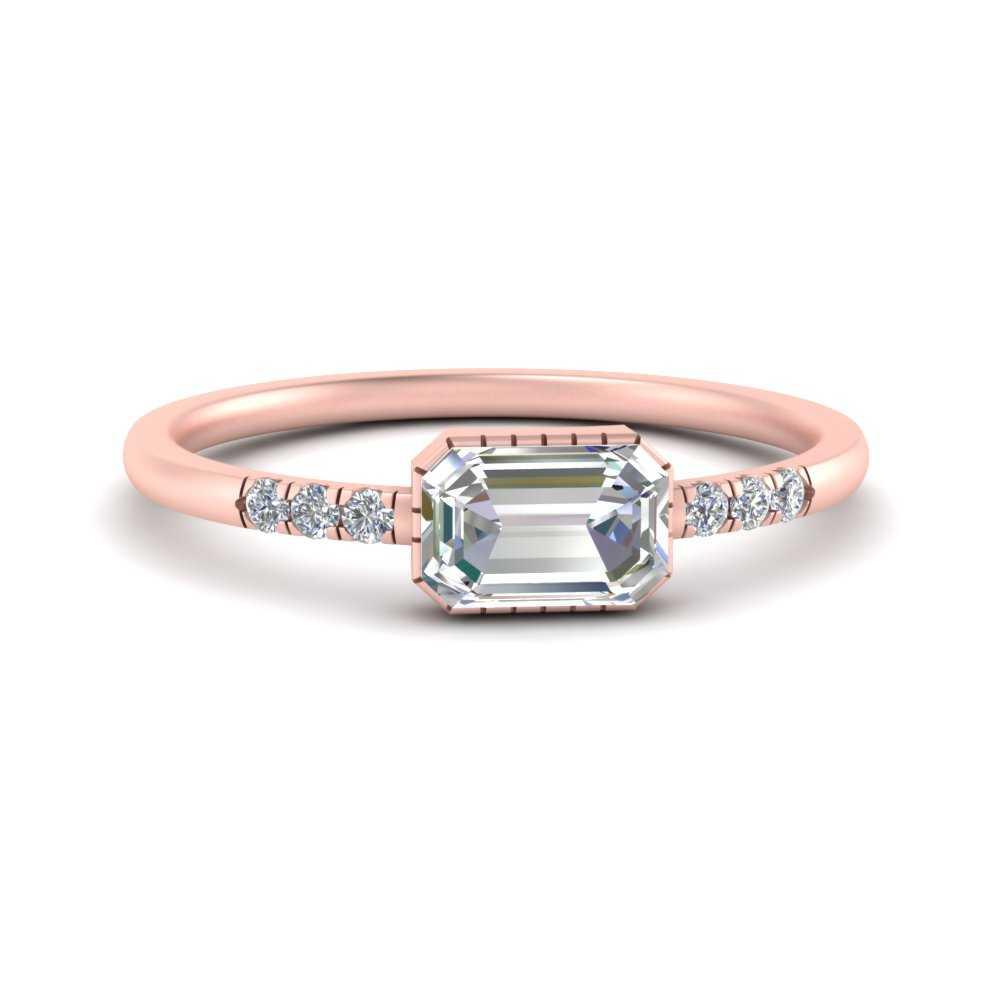 vintage-emerald-moissanite-moissanite engagement-ring-in-FDENR2639EMR-NL-RG