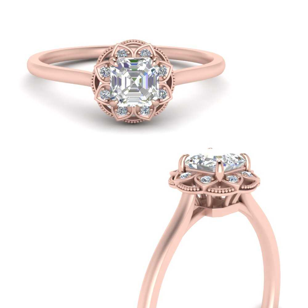 vintage-flower-halo-asscher-diamond-engagement-ring-in-FD124282ASRANGLE3-NL-RG