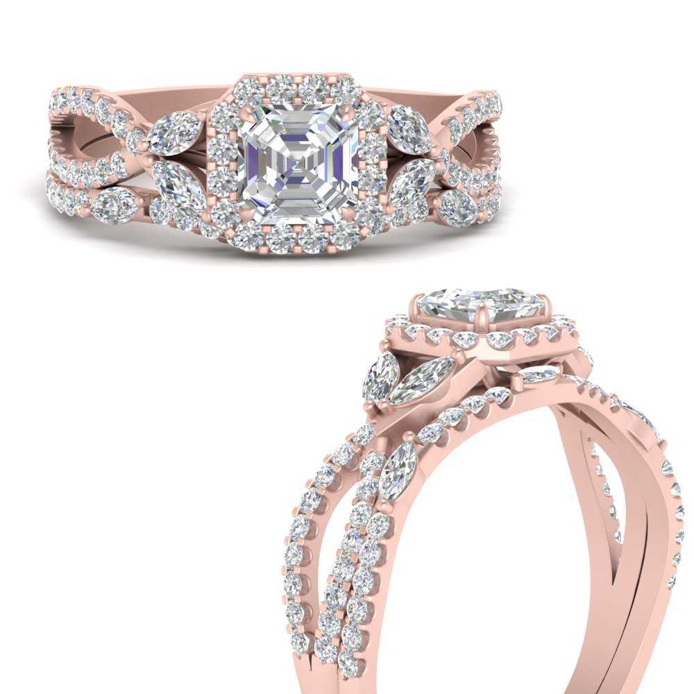 willow-wine-halo-asscher-cut-bridal-ring-set-in-FDENS3303ASANGLE3-NL-RG